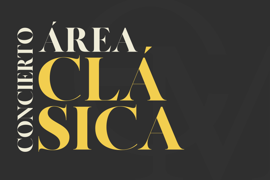 Concierto Area Clasica - Cartelera web