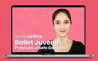Talleres online: Ballet Juvenil