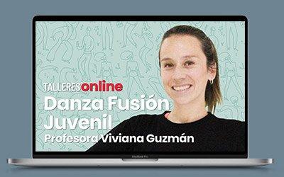 Talleres online: Danza Fusión Juvenil