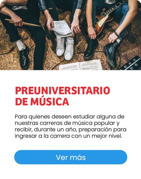 Preuniversitario de Música