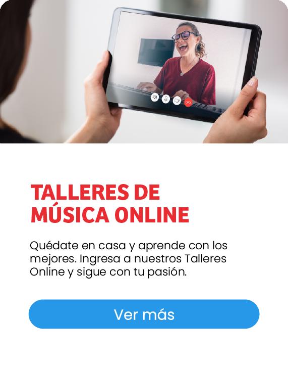 Talleres de Música Online